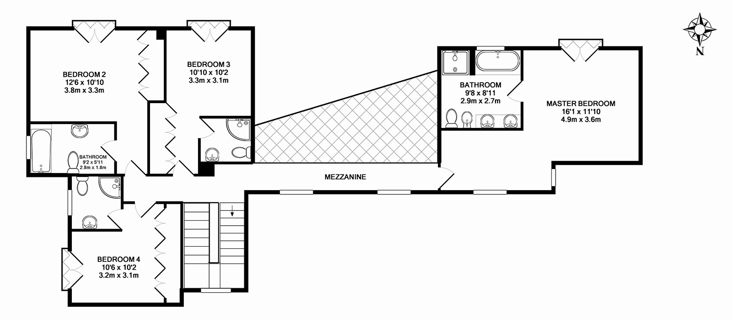 for-sale-Finca-Miranda-Ground-Floorplan
